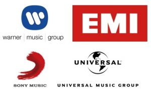 Major Recording labels